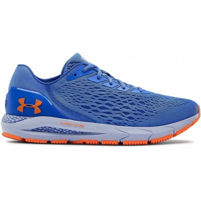 Under Armour HOVR Sonic 3 Hommes Chaussures running bleu