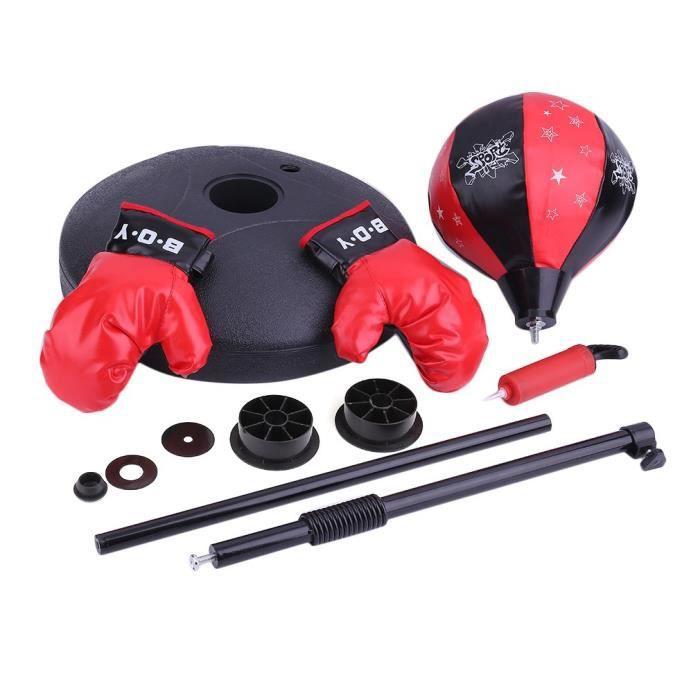 Punching Ball pour enfants Sac De Frappe hauteur 70-105cm