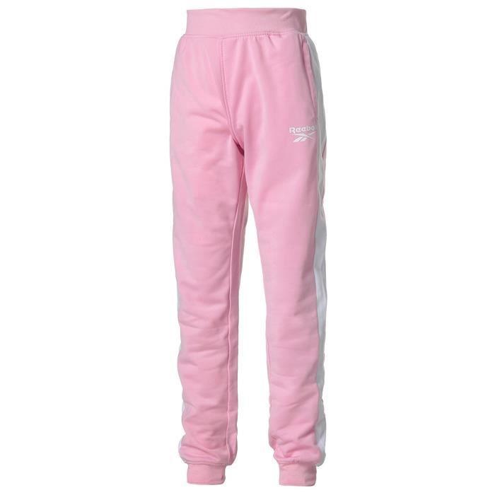 Pantalon de Jogging REEBOK Fille - Rose