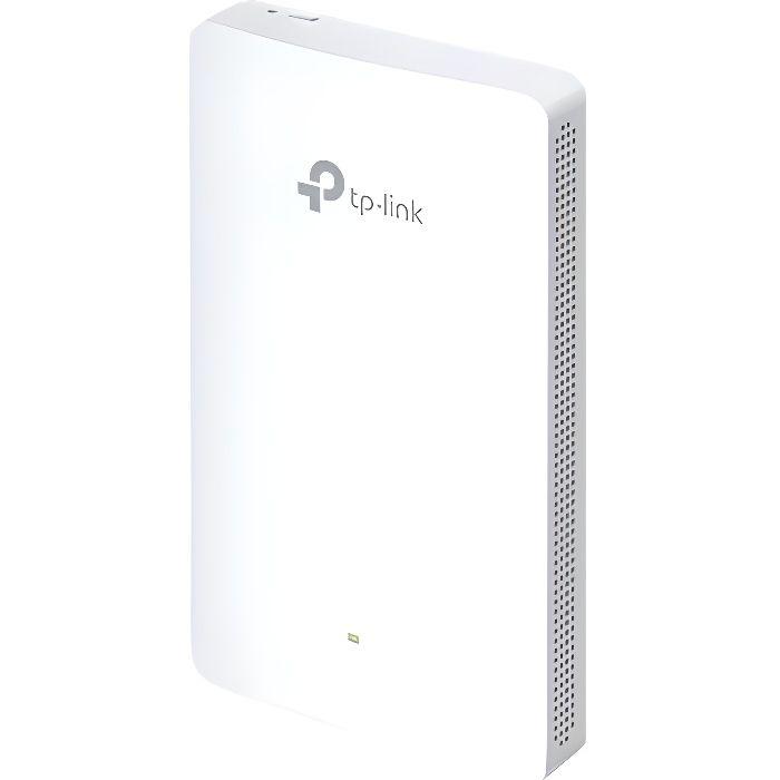 TP-LINK Points d'accès sans fil Omada EAP225-Wall - IEEE 802.11ac - 1,17 Gbit/s - 5 GHz, 2,40 GHz - MIMO Technologie - 4 x Réseau