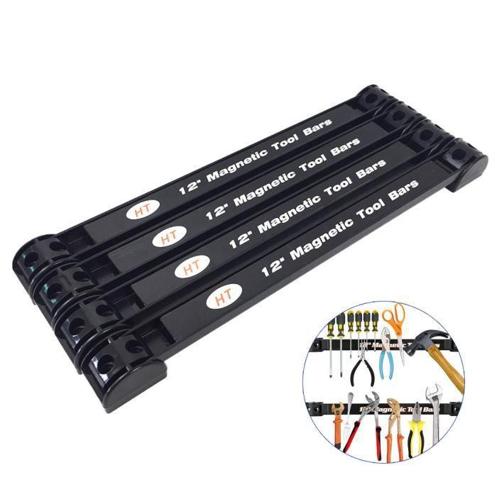"""12/"""" 18/"""" 8/"""" Magnétique Porte-outil bar Rangement Rack Clé Pince"""