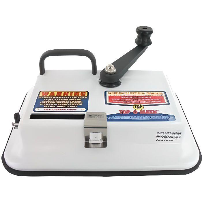machine à tuber top-o-matic