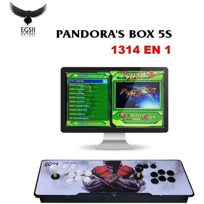 pandora 5s hdmi