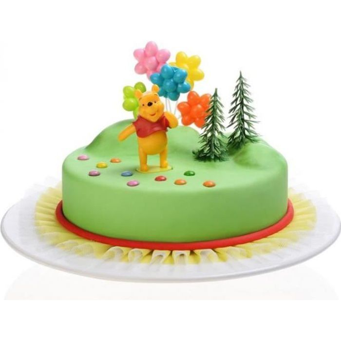 Decoration gateaux winnie