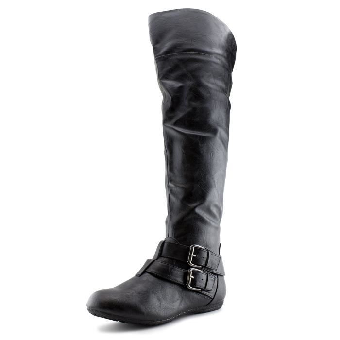 Mesdames Brillant Rainboot Grand K7HQ3 Taille-38 JIt0M7