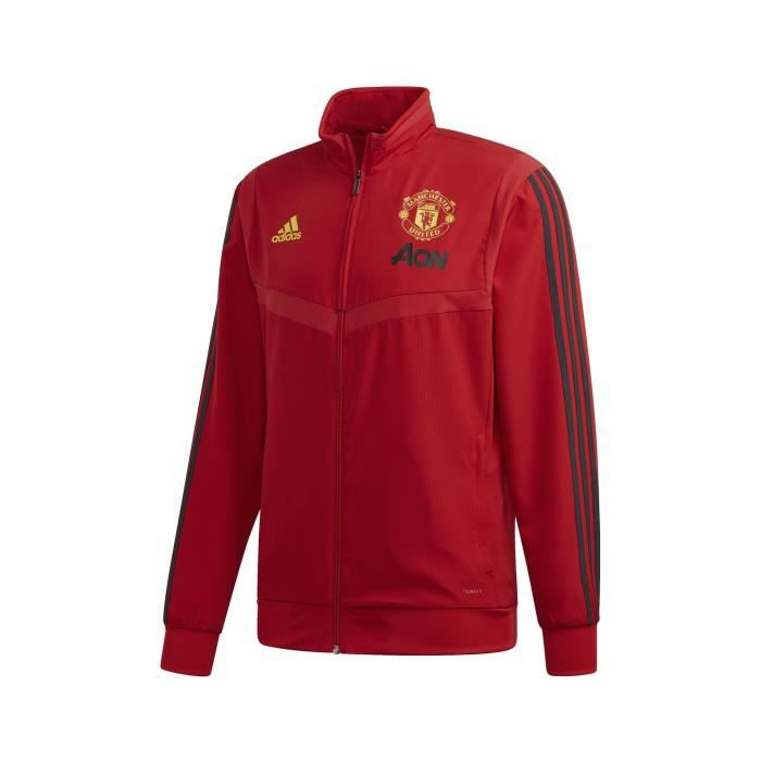 Veste Présentation Manchester United Rouge
