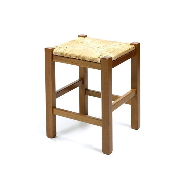 tabouret bas de cuisine rustique paille bolide achat vente tabouret cdiscount. Black Bedroom Furniture Sets. Home Design Ideas