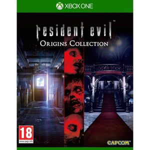 JEU XBOX ONE Resident Evil Origins Collection Jeu Xbox One