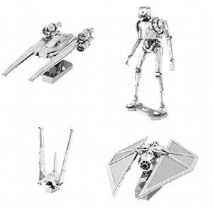 KIT MODÉLISME Metal Earth 3d Metal Model Kits - Star Wars Rogue