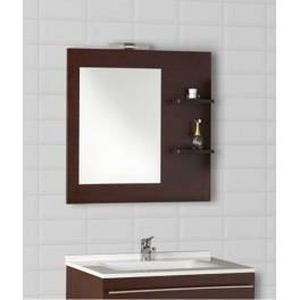 miroir de salle de bain avec tablette achat vente. Black Bedroom Furniture Sets. Home Design Ideas