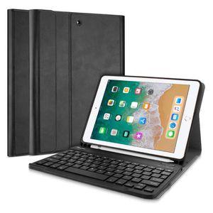 CLAVIER D'ORDINATEUR ProCase Étui QWERTY Clavier pour iPad 9.7, Coque M