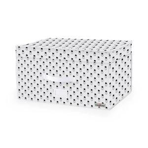 HOUSSE DE RANGEMENT Coffre rigide sous-vide Compactor blanc Tropic XL