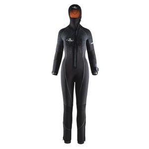 COMBINAISON DE SURF Combinaisons 7 mm Beuchat Focea Comfort With Hood