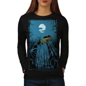 T-SHIRT Sauvage tigres Dessin animé Animal Women  T-shirt