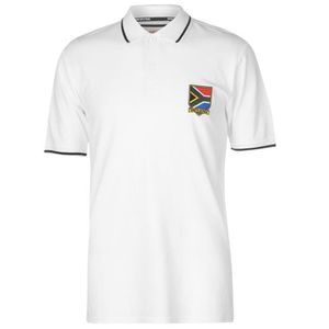 MAILLOT DE RUGBY Team Rugby Team South Africa Rugby Homme Polo T-Sh