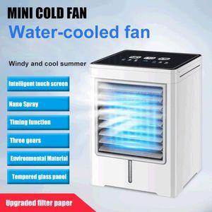 VENTILATEUR  Refroidisseur d'air - Mini Air Cooler avec Refroi
