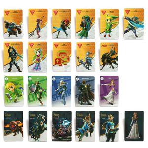 CARTE A COLLECTIONNER 22 Set complet Carte de jeu de tag NFC PVC Tag Car