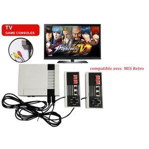MANETTE JEUX VIDÉO Mini TV Nes Mini Classic console de jeux anglais 5