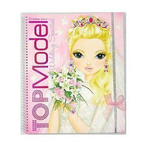 Album De Coloriage Top Model Mariage Achat Vente Livre