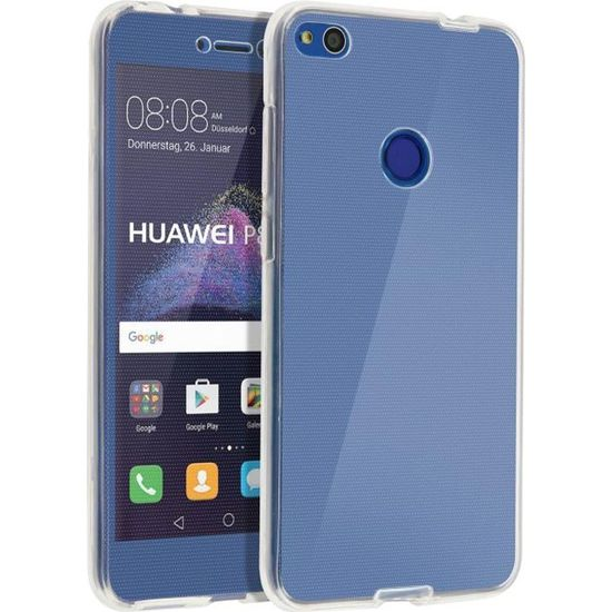 Coque Silicone 360 Huawei P8 Lite 2017