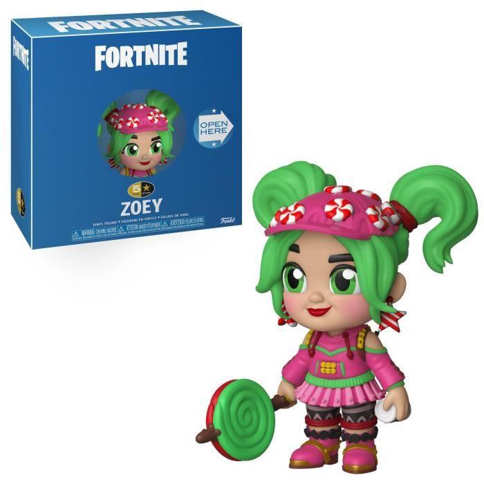 Figurine Funko POP ! 5 Star : Fortnite - Zoey