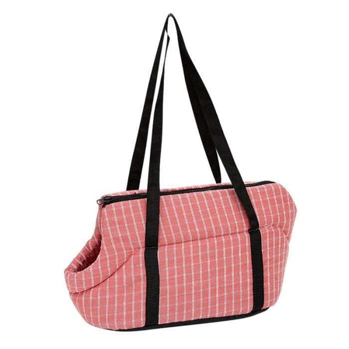 Sac de transport,Sac à dos pour chien avec support d'animaux Sac pour chien chat doux et confortable, sacs en plein air - Type P-S