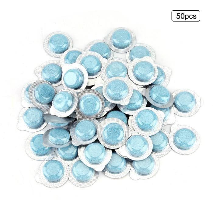 Nettoyant pour tablettes effervescentes en verre de lave-glace de nettoyage d'essuie-glace de voiture (50pcs)-LAT