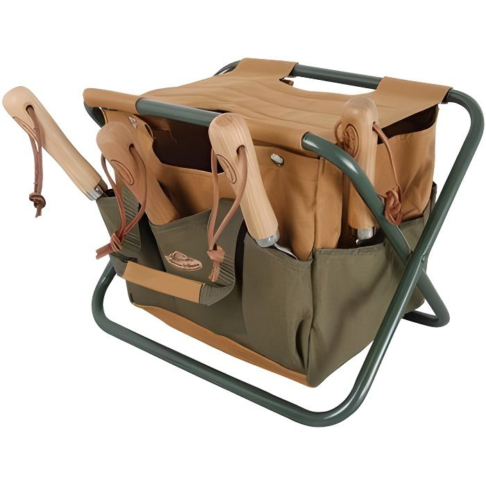 Chaise Range Outils de Jardin
