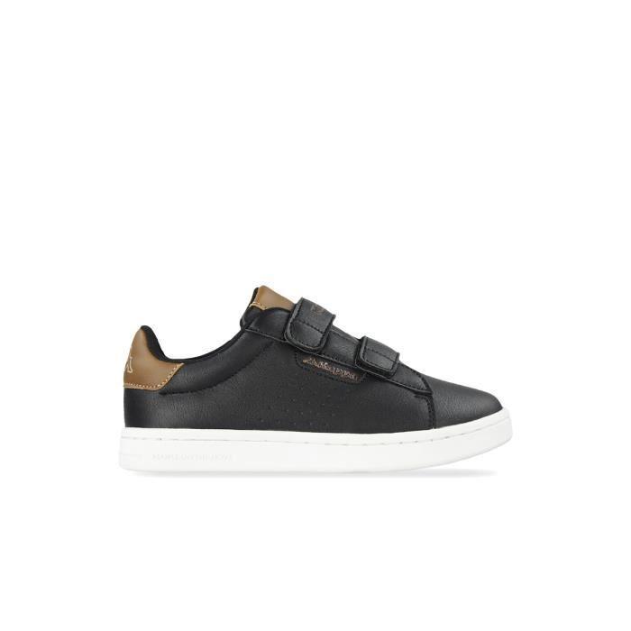 Chaussures Tchouri Velcro Noir 28