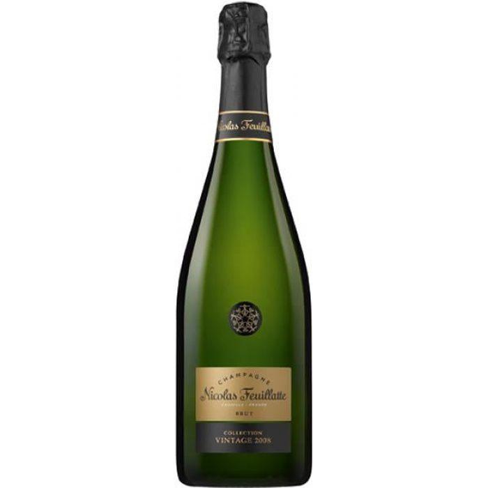 6x Nicolas Feuillatte Collection Vintage Brut - Champagne AOC - 2010