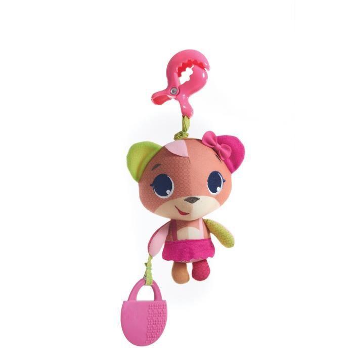 TINY LOVE jouet clipsable à vibrations - izzy