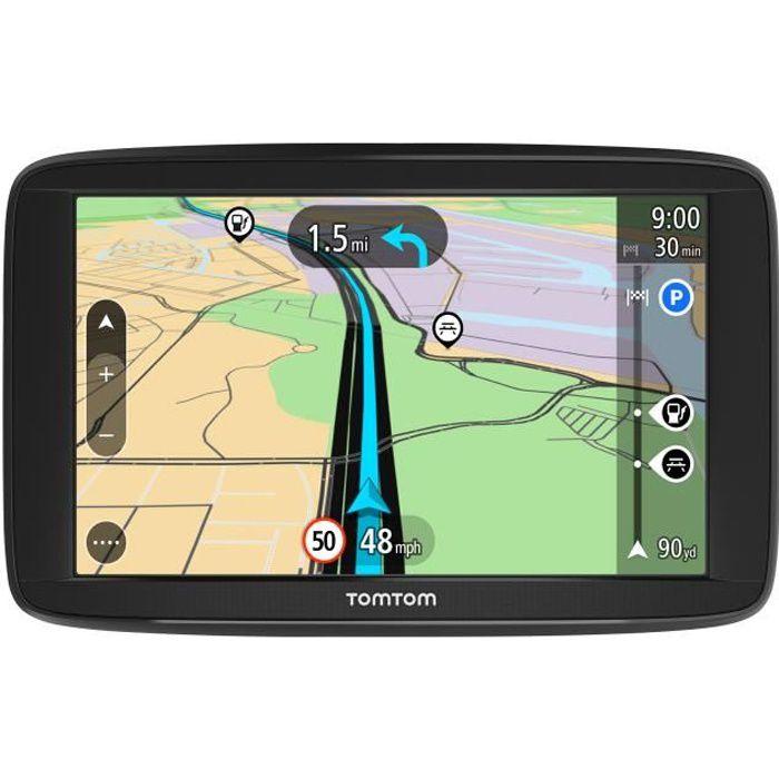 TomTom Start 62 Navigateur GPS automobile 6 po grand écran