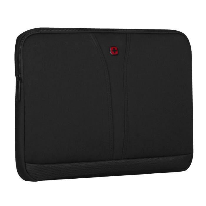 WENGER BC Fix Neoprene 15.6'' Laptop Sleeve Black [87341]
