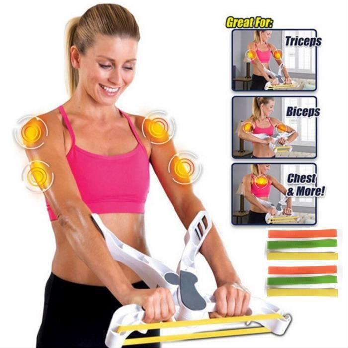 YOL de Wonder Arms Appareils Bras Entraînement Équipement Avant Bras Exerciceur Équipement de Fitness pour Bras