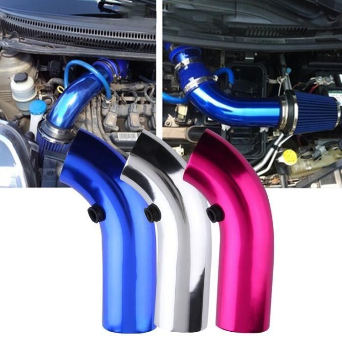 kit de tuyau dadmission en alliage daluminium Syst/ème dinjection de filtre /à air froid Kit universel de tuyau dadmission dair froid dadmission de voiture Tuyau dadmission de voiture
