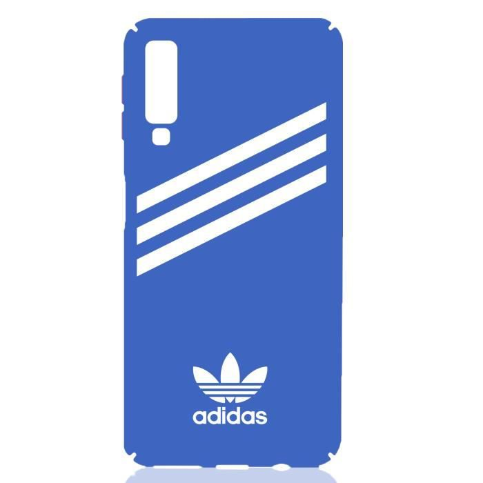 3 X Coque Samsung Galaxy A50,Adidas Doux Souple TPU Silicone Housse Étui Pour Samsung Galaxy A50