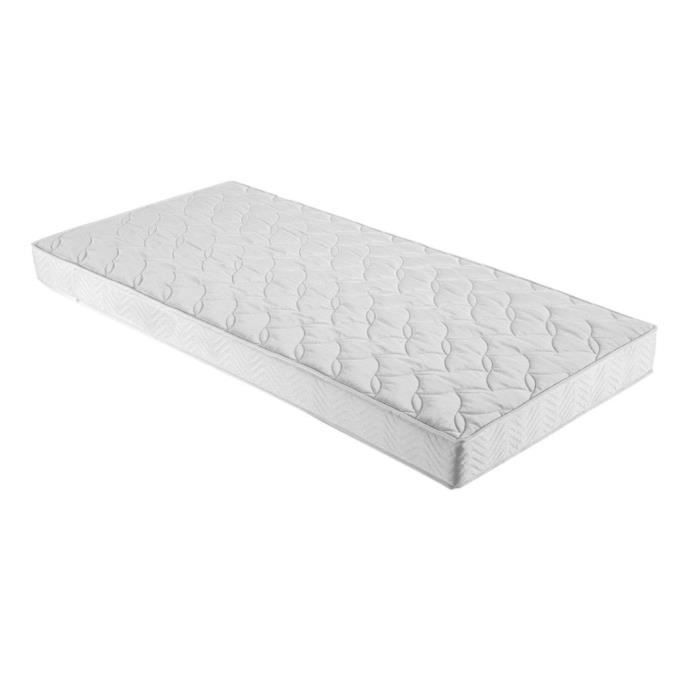 matelas 90 x 190 ep14 cm achat vente matelas les. Black Bedroom Furniture Sets. Home Design Ideas