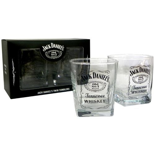 coffret verres jack daniel 39 s tennessee achat vente verre cocktail cdiscount. Black Bedroom Furniture Sets. Home Design Ideas