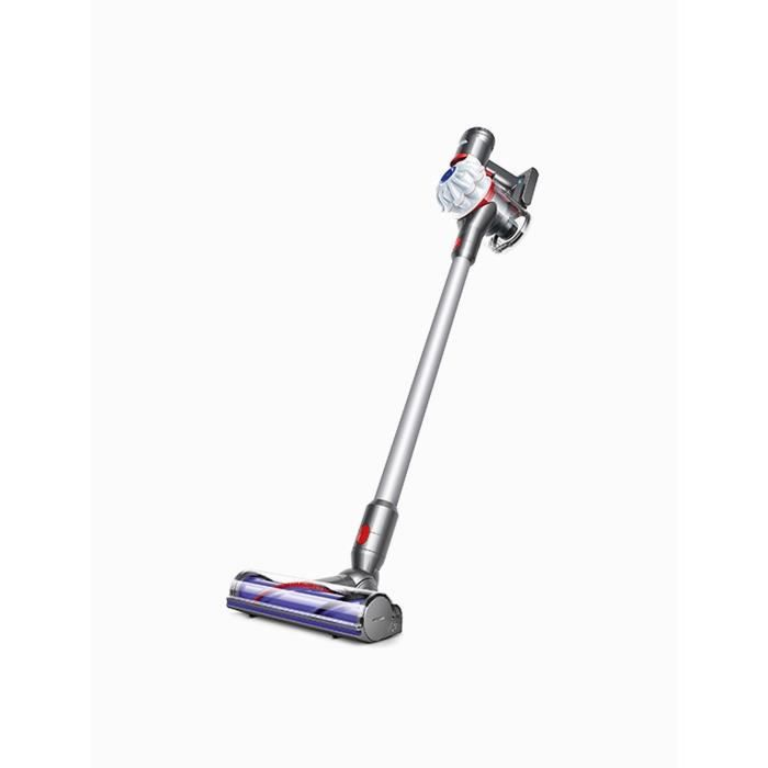 dyson v7 cordfree aspirateur balai sans fil 2 en 1 22 5 v 350 w gris achat vente. Black Bedroom Furniture Sets. Home Design Ideas