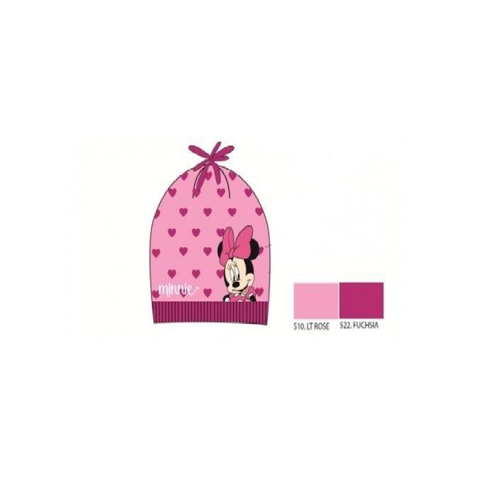 BONNET - CAGOULE Mgs33 Bonnet Franges et coeur Enfant Fille / hiver