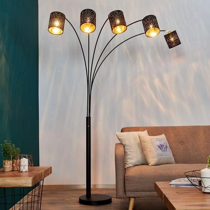 LAMPADAIRE Lampenwelt lampadaire pour chambre à coucher Jules