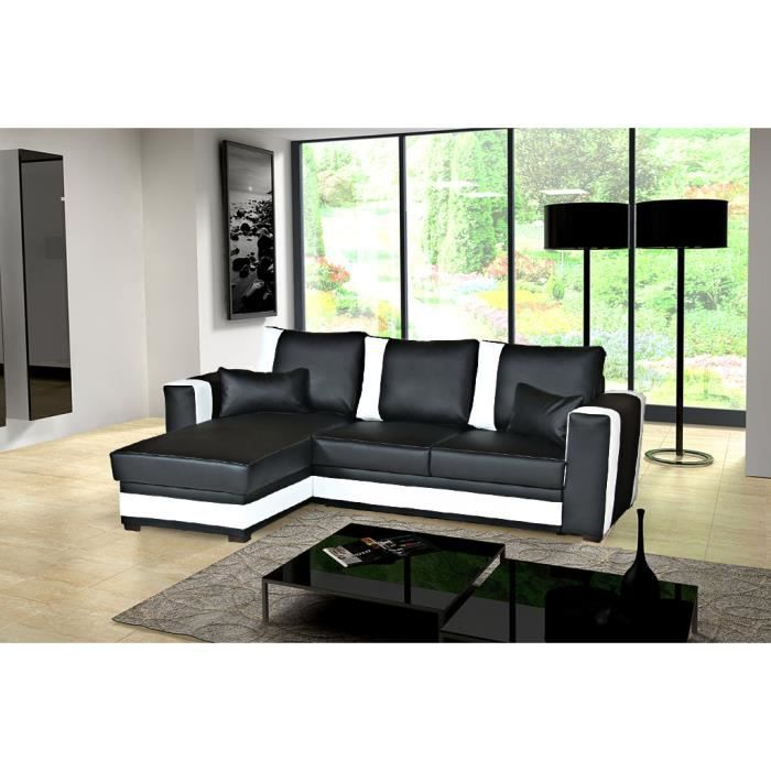 canap convertible pablo pas cher design simili achat vente canap sofa divan simili. Black Bedroom Furniture Sets. Home Design Ideas