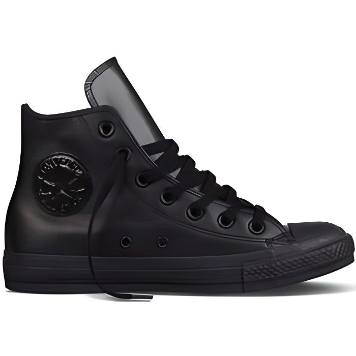 converse cuir femme soldes