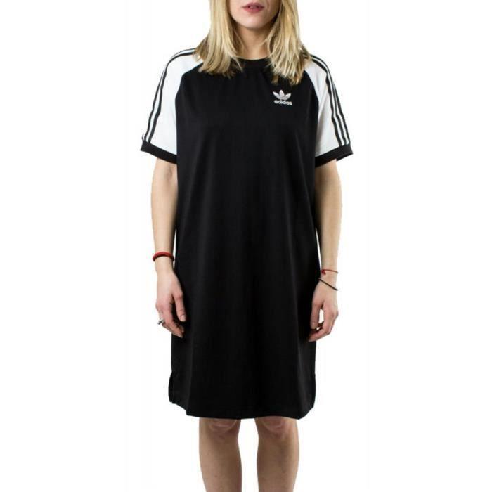robe tee shirt femme adidas