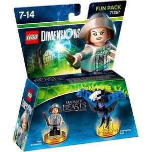 FIGURINE DE JEU LEGO Dimensions - Pack Héros - Les Animaux Fantast