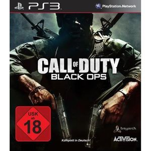 JEU PS3 Call of Duty : Black Ops [import allemand].