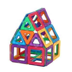 ASSEMBLAGE CONSTRUCTION 3d Magna blocs magnétiques (78 Pieces) Jouets   Bâ