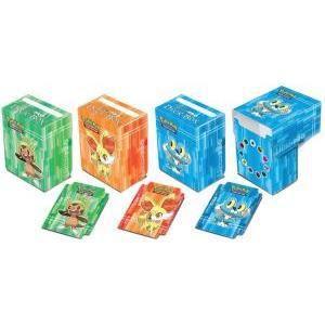 CARTE A COLLECTIONNER 1 Deck Box Pokémon Xy