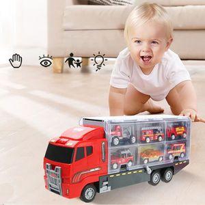 JEU D'APPRENTISSAGE JEU D'APPRENTISSAGE Camion porteur Toy Car Transpo