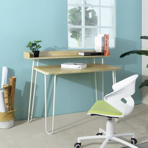 Homfa Wooden Desk Office